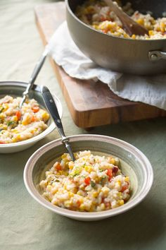 5 Risotto-Rezepte in Thermomix Czech Recipes, New Recipes, Salad Recipes, Dinner Recipes, Kitchen Recipes, Cooking Recipes, Sicilian Recipes, Sicilian Food, Risotto