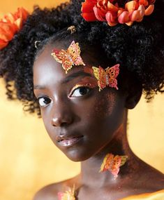 6 Things I Would Tell My Younger - Self Tips For Dark Skinned Black Girls - Care - Skin care , beauty ideas and skin care tips Afro, Black Girls Rock, Black Girl Magic, Cute Black Kids, Curly Hair Styles, Natural Hair Styles, Easy Natural Hairstyles, Weave Hairstyles, Girl Hairstyles
