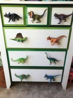 Boys Dinosaur Bedroom, Dinosaur Kids Room, Dinosaur Room Decor, Kids Bedroom, Dinosaur Dinosaur, Dinosaur Nursery, Bedroom Decor, Trendy Bedroom, Bedroom Ideas