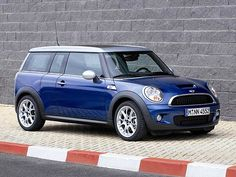 Mini Clubman Mini Clubman Mini Cars Mini Cooper Pictures