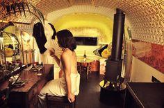 Dressing Room - Exclusively at Deco Noir www.deconoirevents.com