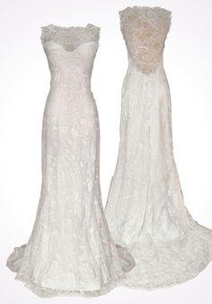 I love lace..