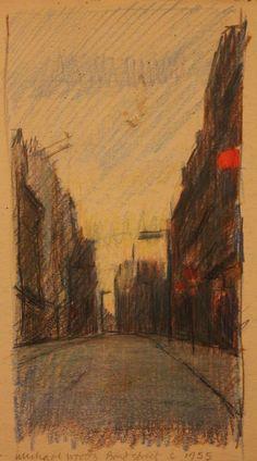 Bond Street 1955