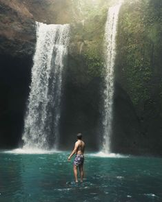 Tibumana Waterfall- Ubud, Bali