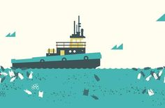 Disturbing infographic shows how plastic is clogging our oceans : TreeHugger