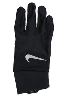 Nike Performance Fingerhandschuh - black/silver für 34,95 € (26.09.16) versandkostenfrei bei Zalando bestellen.