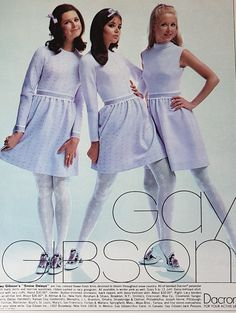 Fashion Dolls and Fashion Scans 60s And 70s Fashion, Seventies Fashion, Cozy Fashion, Retro Fashion, Vintage Fashion, 1960s Dresses, 1960s Outfits, Vintage Dresses, Vintage Outfits