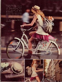 Biking In Dallas » Missoni Bicycles for Target, who knew?