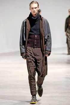 See the complete Lanvin Fall 2010 Menswear collection.