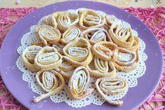 Tagliatelle dolci di carnevale, scopri la ricetta: http://www.misya.info/2015/01/31/tagliatelle-dolci-di-carnevale.htm
