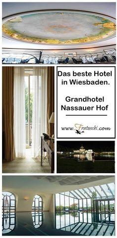 #Nassauer Hof #Wiesbaden: 5 #Sterne mit Herz und Ente.