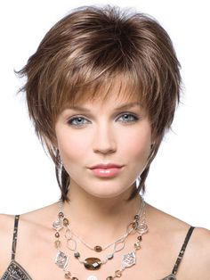 Hair | Pinterest | Short hairstyles, Short Hair Styles and Wigs