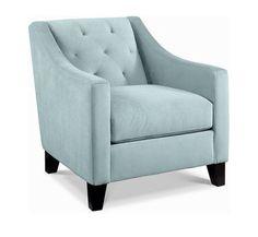 Duck egg armchair. Delectable.