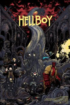 Hellboy by Zakuro Aoyama