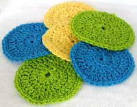 Just Make It: Handmade By Annabelle: How To Crochet Coasters: The Great Crochet Coaster Comeback!