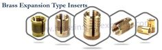Enrich vast experience in these field we at Satish Enterprise provide precision quality of #BrassExpansionTypeInserts as per customers' needs. Visit @ http://www.brassinsertsexporter.com/our-products/brass-expansion-type-inserts/