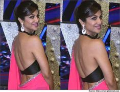 Top 7 Backless Blouse Designs for Sarees | Saree Blouse Designs