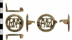 "Stage 22 - Ancient Roman Brooch Contains ""Lovely"" Palindrome"
