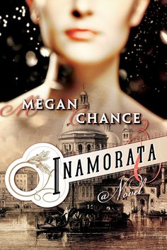 GIVEAWAY! I'm thrilled to offer a copy of Inamorata to one lucky reader! Open to US and Canadian readers only, ends 8/22.