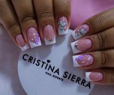 Precious Nails, Pedicure, Nail Art Designs, Sierra, Instagram, Cami, Bling Nails, Perfect Nails, Designed Nails