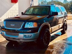 2006 Ford Expedition 20x10 -19mm Hardrock Affliction Ford Expedition, Ford