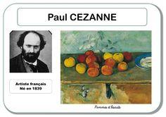 Paul Cézanne - Portrait d'artiste