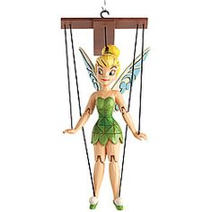 Disney Fairies Jiminy Cricket Peter Pan Pinocchio Tinker Bell Zimmerman Crossover