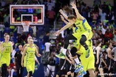 WNBA's Dallas Wings Take Flight Elitebasketballclinic.com