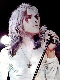 Peter Gabriel live with  Genesis