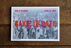 Aaron Bouvier: Ron and Puloma Wedding Materials