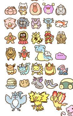 "gourgeist: ""First of the First "" - Pokemon Ideen Pokemon Tattoo, Pokemon Fan Art, All Pokemon, Cute Animal Drawings, Kawaii Drawings, Cute Drawings, Marshmello Wallpapers, Chibi, Cute Pokemon Wallpaper"
