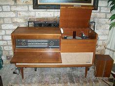 1964 Saba 2050 Stereo Console