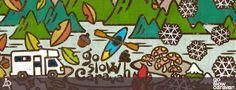 go slow caravan : stream-shop