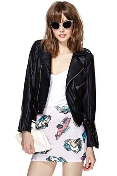 Shop the latest in fashion at Nasty Gal and be up-to-date with the newest trends you know you'll love. Long Jackets, Nasty Gal, Get Dressed, Streetwear Fashion, Girl Fashion, Clothes For Women, My Style, Skirts, Car