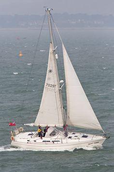 Moody 422 CC Sailboat