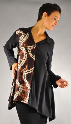 New Arrivals Apparel - Artful Home African Fabric, African Dress, Shibori Fabric, Tie Dye, Fashion Art, Fashion Outfits, Layered Fashion, Textiles, African Fashion