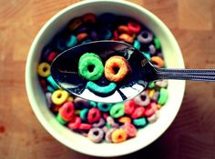 Smiley Face Tags Cereal Fruit Loops Bowl Image Resolution X Wallpapers Resolution : Filesize : MB, Added on August Tagged : smiley face Funny Breakfast, Breakfast Cereal, Eat Breakfast, Positive Wallpapers, Funny Wallpapers, Twitter Cover, Food Humor, Funny Food, Im Happy