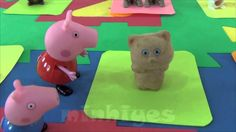 Peppa Pig and her brother George choose the animal.   More videos: http://www.youtube.com/user/minhiyes/videos
