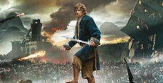 """Fanpakete zu """"Der Hobbit - Die Schlacht der fünf Heere"""" - Pointer verlost zwei Fanpakete zu """"Der Hobbit - Die Schlacht der fünf Heere"""". Gewinnen kannst du ein T-Shirt, eine Zettelbox und die DVD."""