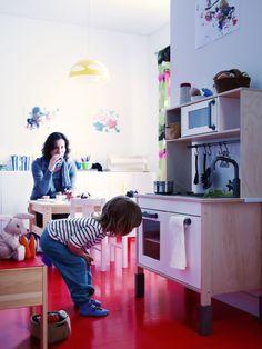 Η κουζίνα μου είναι σαν της μαμάς – και καλύτερη!