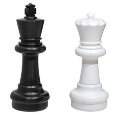 Giant Chess Pieces FUN addition to our patio. What to play? As seen in @LonnyMagazine July Issue.