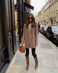 I Thought I Hated Skinny Jeans, But These Outfit Ideas Changed My Mind - Street Style Look Casual Chic, Fall Winter Outfits, Autumn Winter Fashion, Winter Style, Summer Outfits, Stylish Winter Outfits, Dress Winter, Style Summer, Winter Looks