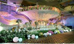 Lotus Design at www.bridestory.com #weddingideas #weddinginspiration…