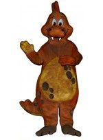 Mascot costume #909-Z Victor Von Puff