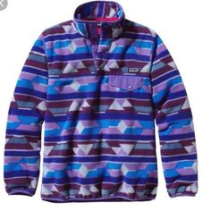 New Without Tags Patagonia Pullover