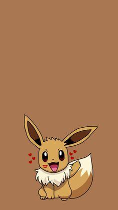 Eevee Wallpaper, Cute Pokemon Wallpaper, Cartoon Wallpaper Iphone, Bear Wallpaper, Cute Disney Wallpaper, Kawaii Wallpaper, Cute Wallpaper Backgrounds, Cute Cartoon Wallpapers, Pokemon Eeveelutions