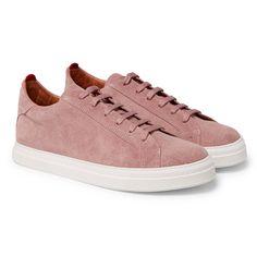 OLIVER SPENCER  Ambleside Suede Sneakers