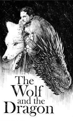 geek culture ArtStation - The Wolf and the Dragon, Richard Pace Dessin Game Of Thrones, Game Of Thrones Drawings, Game Of Thrones Books, Game Of Thrones Quotes, Jon E Daenerys, Daenerys Targaryen, Fantasy Movies, Fantasy Art, Rock Band Posters