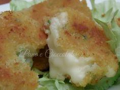 Crocchette di Patate e Fontina