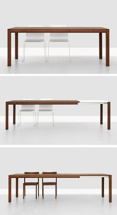 Zeitraum Domino Zoom Table n@casadesignboston.com